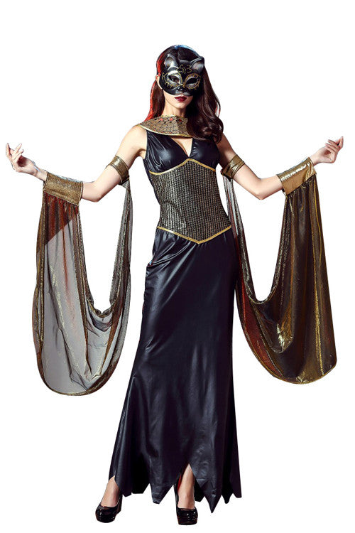 Mysterious Cat Exclusive Dress Egyptian Costume - Sins & Temptations