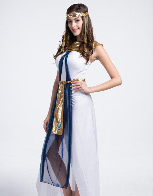 Queen of Egypt Costume Dress - Sins & Temptations