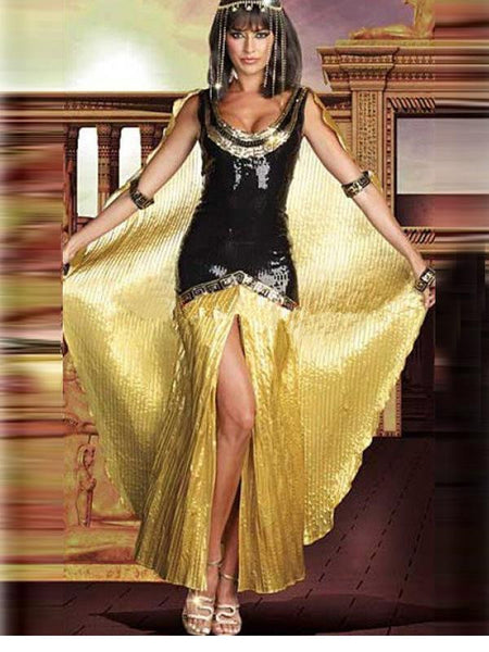 Queen Fashion Cleopatra Womens Costume - Sins & Temptations