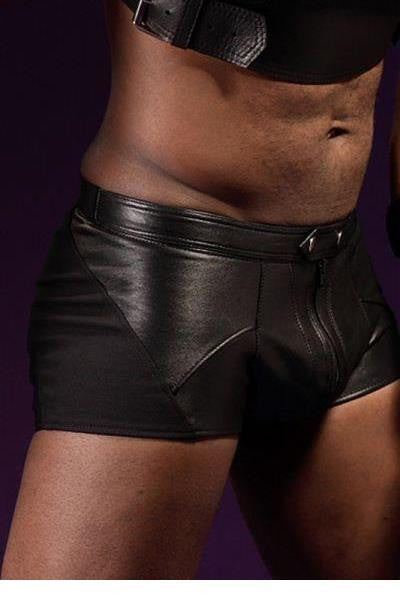 Sexy Pants Black Mens German SM Man Lingerie Panties Roleplay - Sins & Temptations