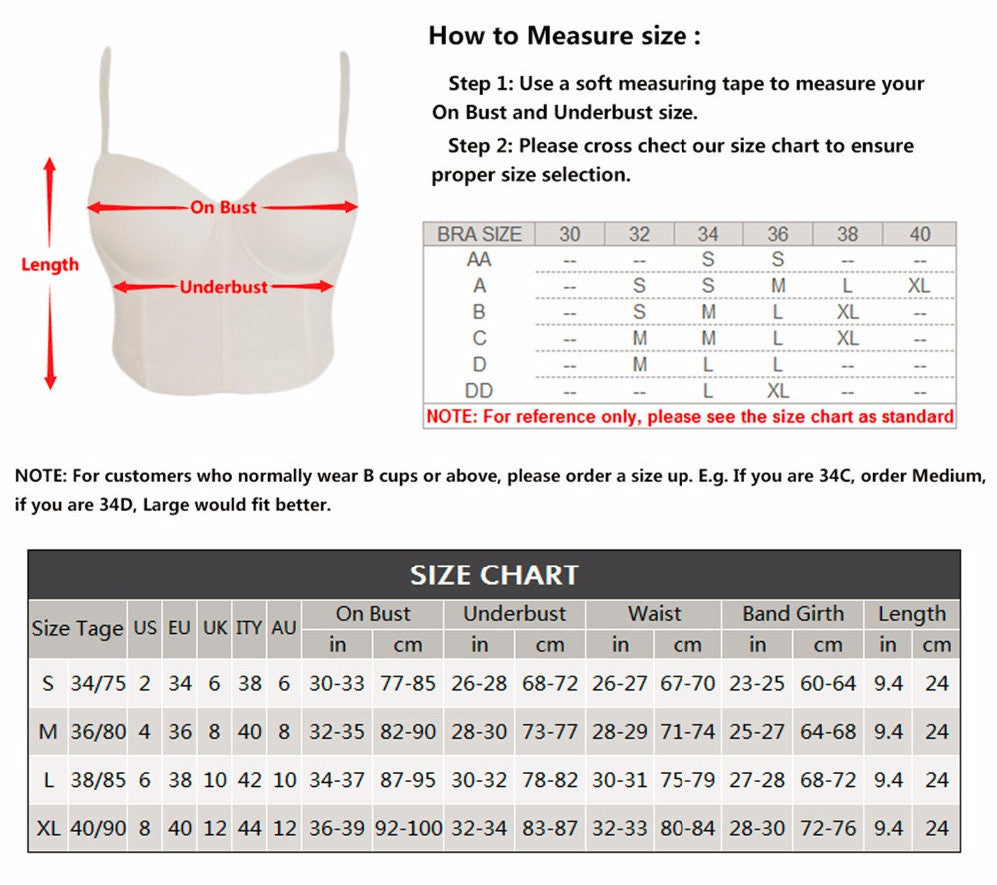 Fashion Mesh Push Up Bralet Women's Corset Bustier Bra Night Club Party Cropped Top - Sins & Temptations