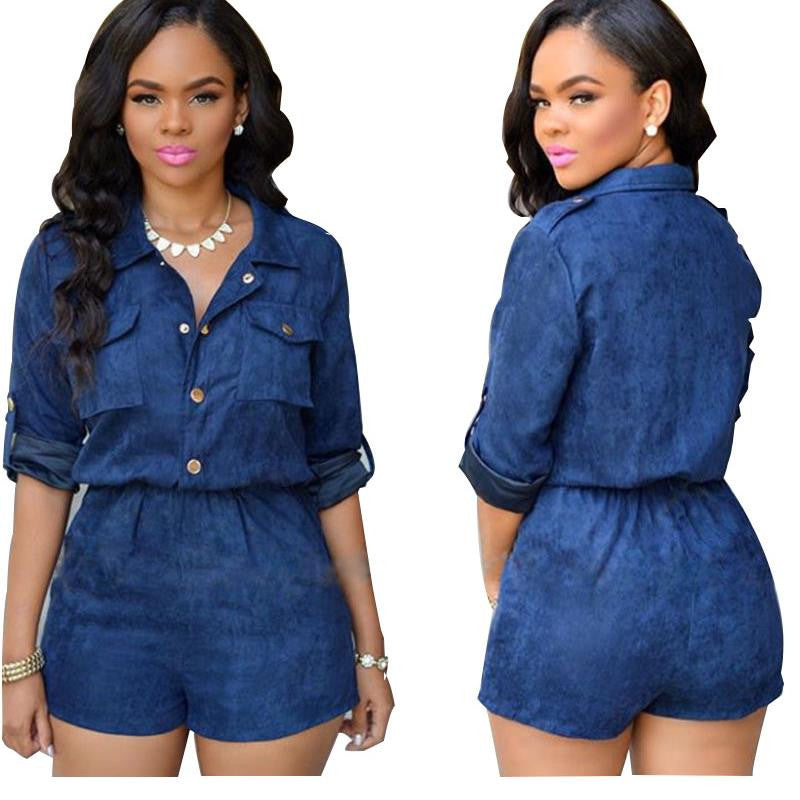 High Quality Summer Women Jumpsuit Romper - Sins & Temptations
