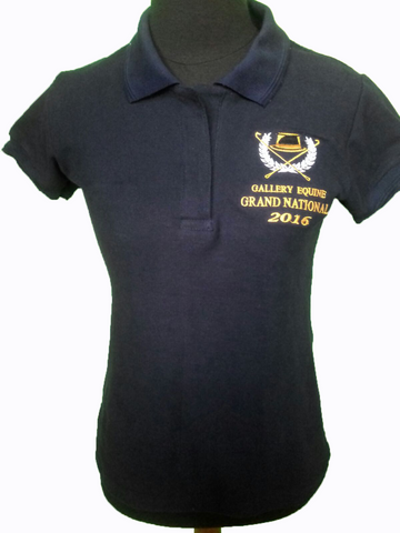 Navy boys polo