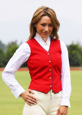 Ladies' riding vest