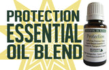 Protection Essential Oil Roll On - 0.3 oz (9 ml)