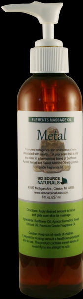 Wood Element Body Oil 8 fl oz (240 ml)
