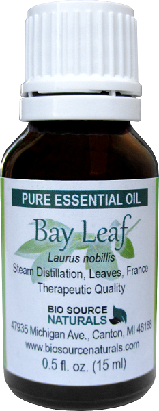 Bay Leaf Essential Oil - 0.5 fl oz (15 ml)