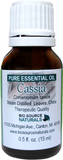 Cassia Pure Essential Oil - 0.5 fl oz (15 ml)
