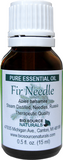 Fir Needle Pure Essential Oil - 0.5 fl oz (15 ml)