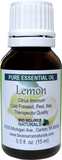 Lemon Pure Essential Oil - 0.5 fl oz (15 ml)
