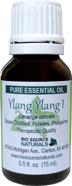 Ylang Ylang I Essential Oil - 0.5 fl oz (15 ml)