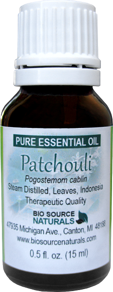 Patchouli Pure Essential Oil - 1 fl oz (30 ml)