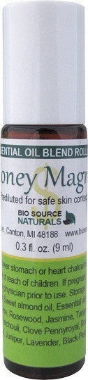 Money Magnet Pure Essential Oil Blend - 0.3 fl oz (9 ml) Roll On