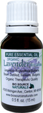 Organic Bulgarian Lavender Oil - 0.5 fl oz (15 ml)