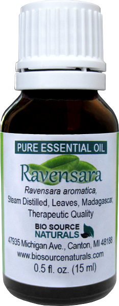 Ravensara Pure Essential Oil -1 fl oz (30 ml)