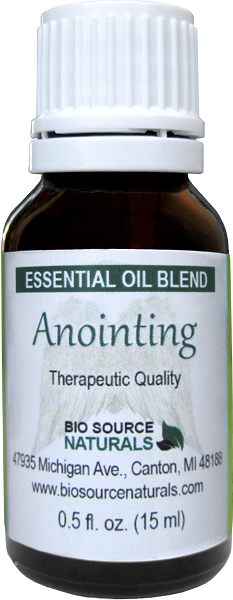 Anointing Essential Oil Blend - 1 fl oz (30 ml)