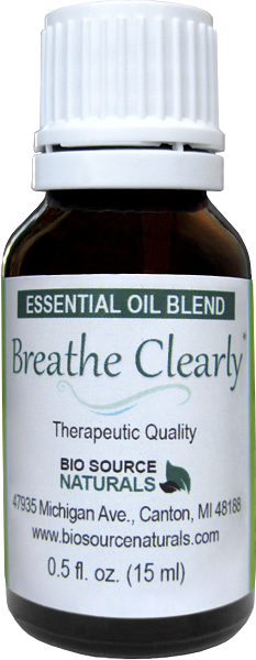 Breathe Clearly Essential Oil - 0.5 fl oz (15 ml)