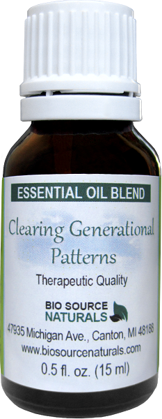 Clearing Generational Patterns - 0.5 fl oz (15 ml)