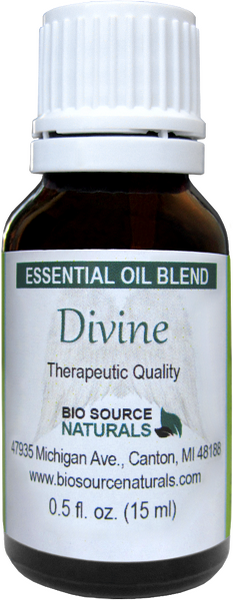 Divine Essential Oil - 0.5 fl oz (15 ml)