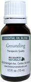 Grounding Pure Essential Oil Blend - 0.5 fl oz (15 ml)