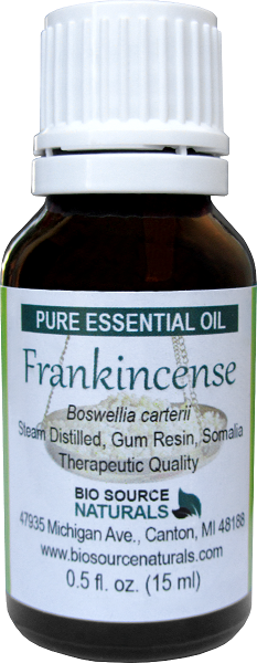 Frankincense Pure Essential Oil - 4 fl oz (120 ml)