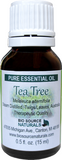 Tea Tree Essential Oil - 2 fl oz (60 ml)