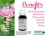 Pink Lotus Absolute Blend 1 fl oz / 30 ml - Essential Oil