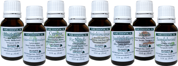 Pure Essential Oils - Spiritual Healing Oils Kit