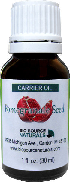 Pomegranate Seed Carrier Oil - 8 fl oz (240 ml)