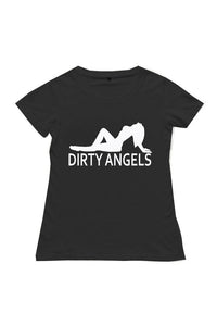 Dirty Angels Baseball Tee
