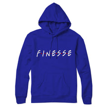Load image into Gallery viewer, Finesse Hoodie (True Blue)
