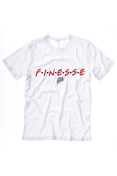 Finesse Reverse Tee