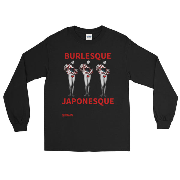 Burlesque Japonesque Long Sleeve Shirt [more molors available]