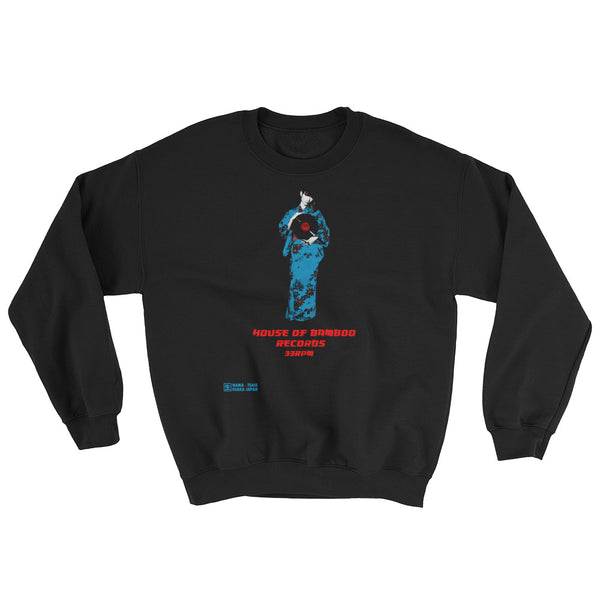 House of Bamboo Records Sweatshirt