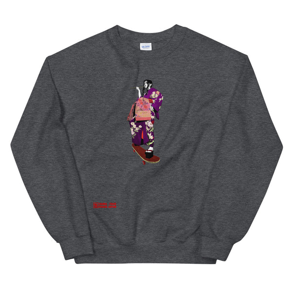 Oiron Skater Girl Sweatshirt [more colors available]