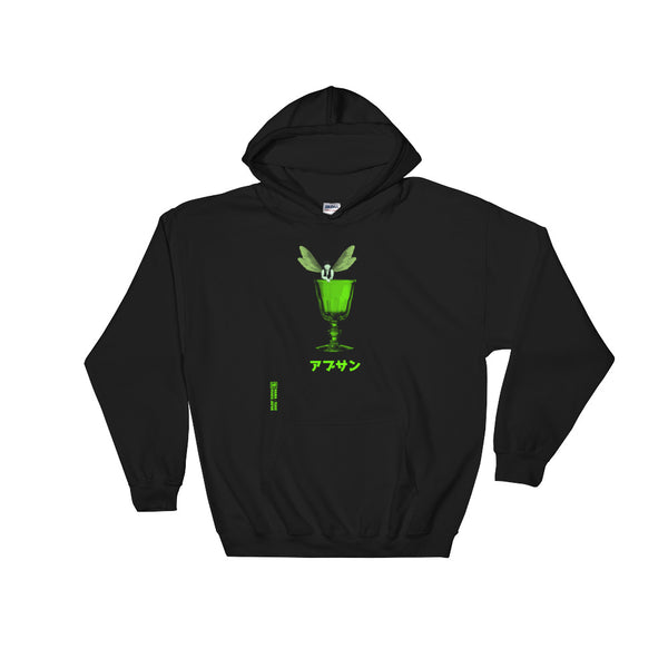 Absinthe & The Green Fairy Hoodie