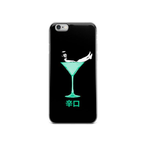 Amasan Martini iPhone Case
