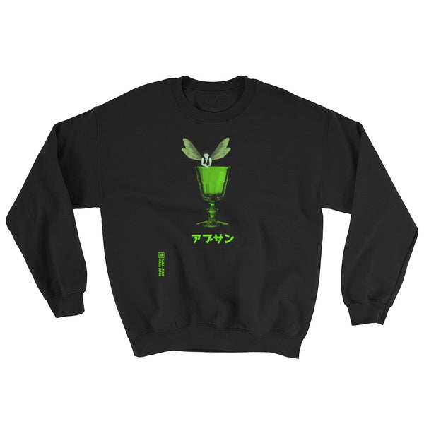 Absinthe & The Green Fairy Sweatshirt