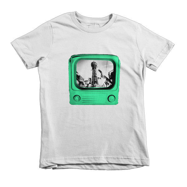 Shinsekai - The New World Short Sleeve Kids' T-Shirts [More Colors Available]