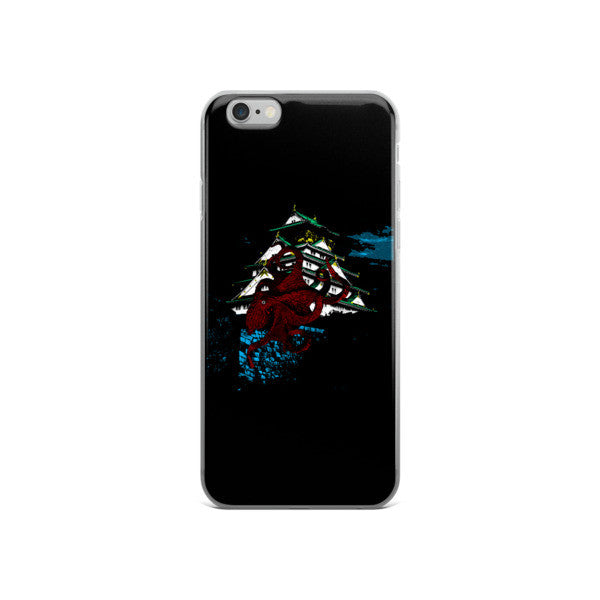 Takoyaki's Revenge iPhone Case
