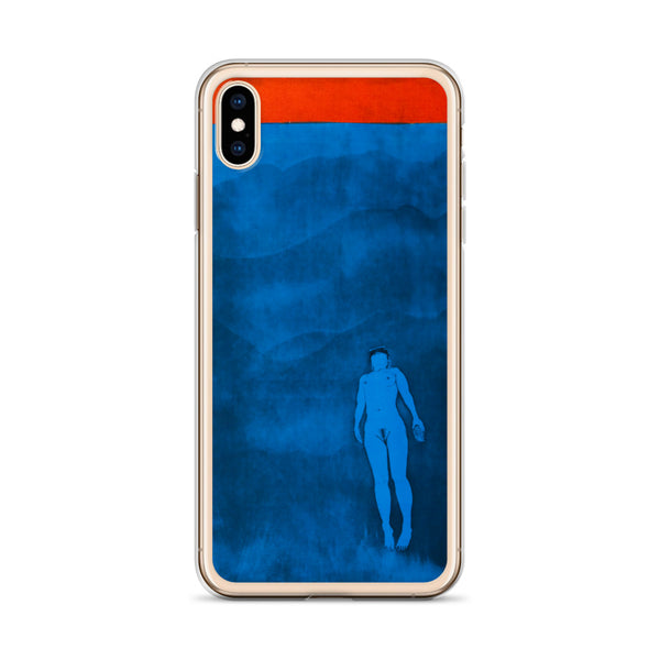 Amasan - Shell Diver iPhone Case