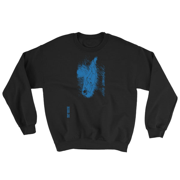 Amasan [Japanese Diving Girl] Sweatshirt