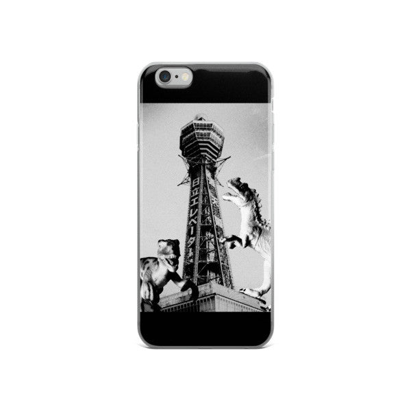 Shinsekai - The New World iPhone Case