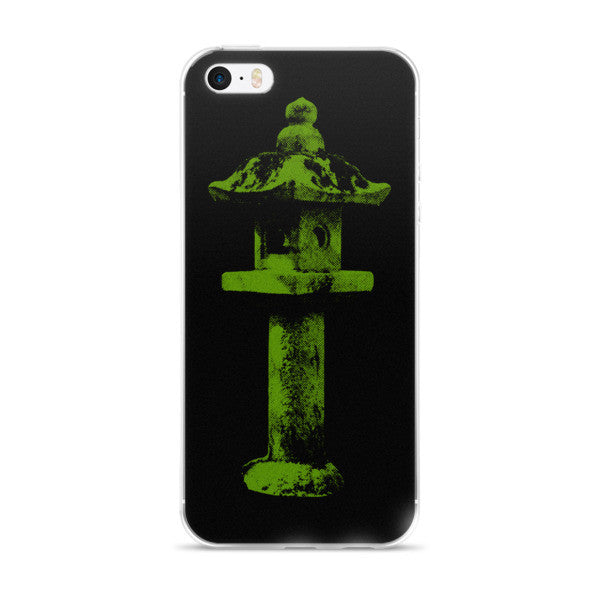 Japanese Stone Lantern iPhone Case