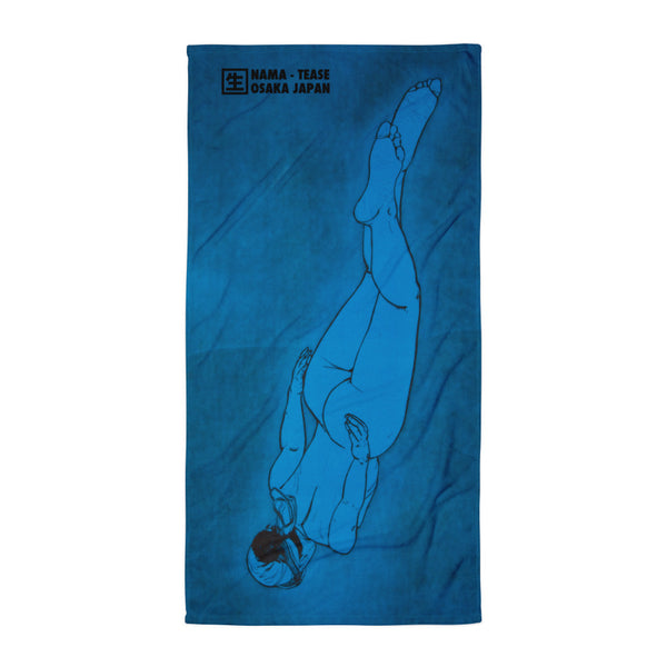 Amasan Diving Girl Towel