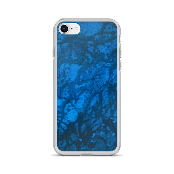 Ocean Underworld [Etching] - Art Series iPhone Case