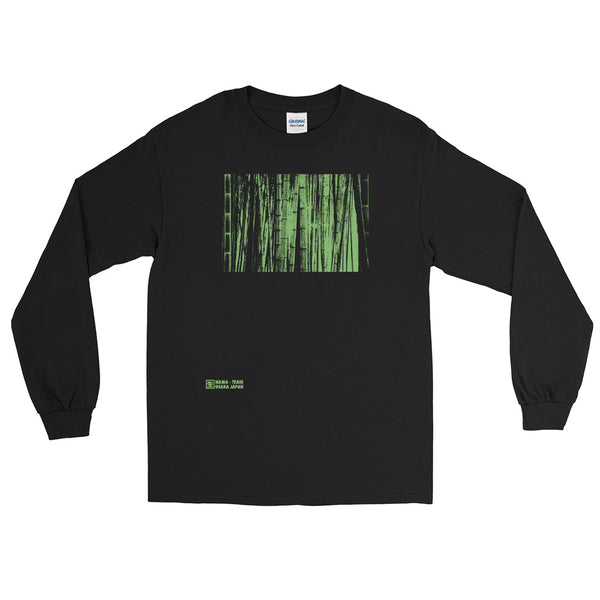 Bamboo Forest Long Sleeve T-Shirt