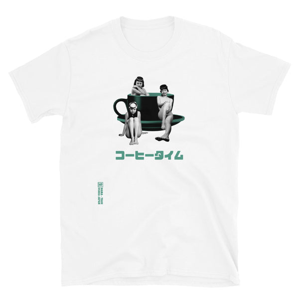 Coffee Time With The Amasan Diving Girls T-Shirt [More Colors Available]