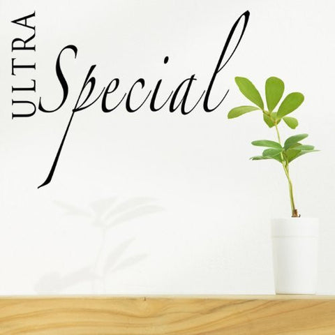 ULTRA Special-Quotes Decal - PopDecors,Baby Product, Pop Decors, PopDecors