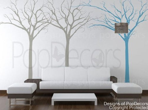 Fantasy Trees-Wall Decal